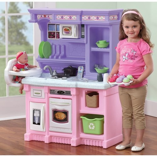 Kitchen play set babythingshop inspired by for Kitchen set for 8 year old